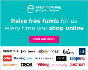 Easy Fundraising Banner